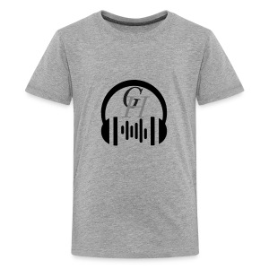 GH headphone design - Kids' Premium T-Shirt