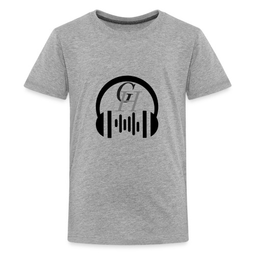 GH headphone design - Kids' Premium T-Shirt