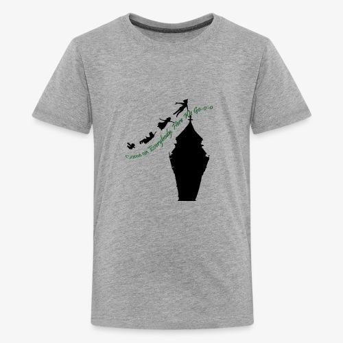 Come on Everybody, Here We Go-o-o - Kids' Premium T-Shirt