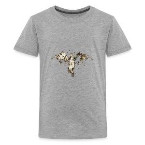 The Golden Phoenix - Prestige Apparel - Kids' Premium T-Shirt