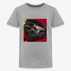 Gun Bag - Kids' Premium T-Shirt