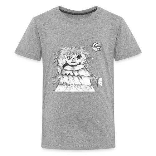 Rattly Ann - Kids' Premium T-Shirt