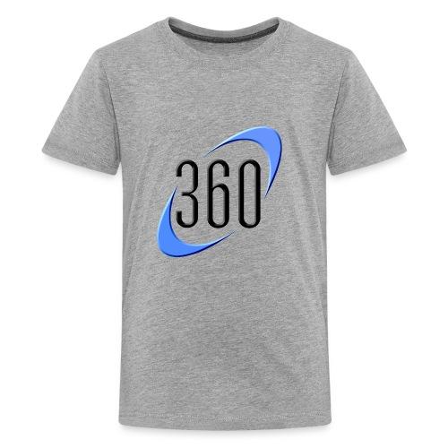 360 The Logo! - Kids' Premium T-Shirt