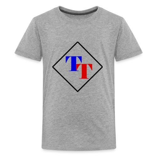 Black Diamond TaitorTot Logo - Kids' Premium T-Shirt