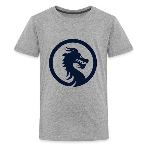 Dragon Logo PNG - Kids' Premium T-Shirt