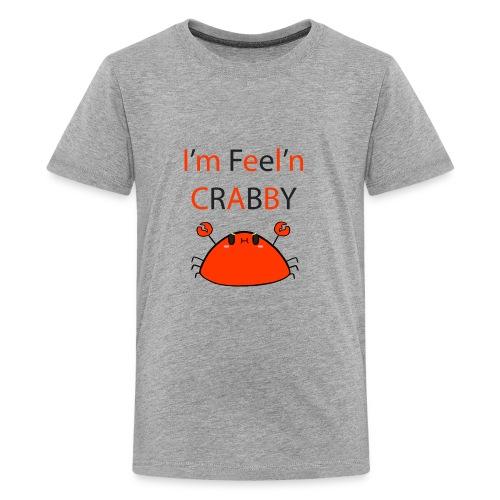 Crabby - Kids' Premium T-Shirt