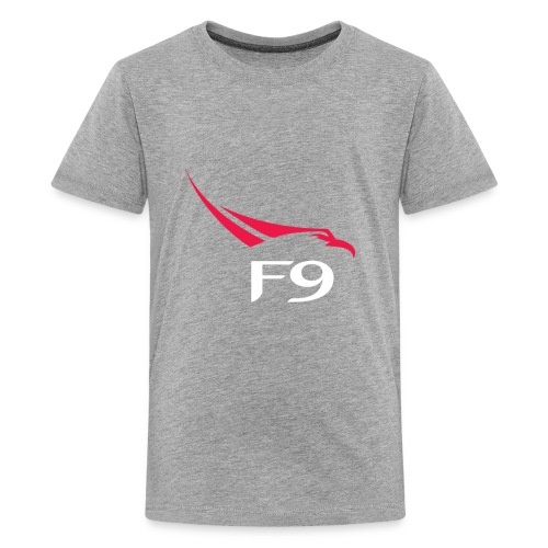 SpaceX Falcon Heavy logo - Kids' Premium T-Shirt