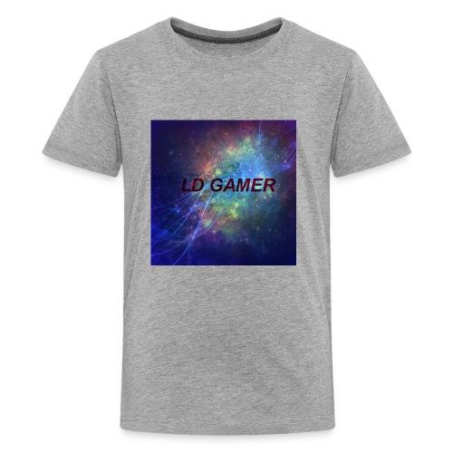 301310379 1007593547 LD new look orig - Kids' Premium T-Shirt