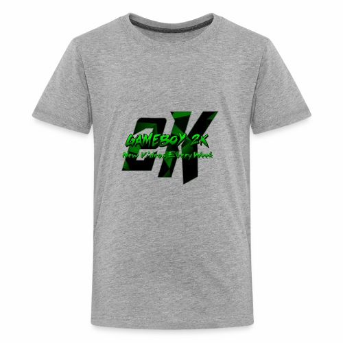 GameBoy 2K Logo - Kids' Premium T-Shirt