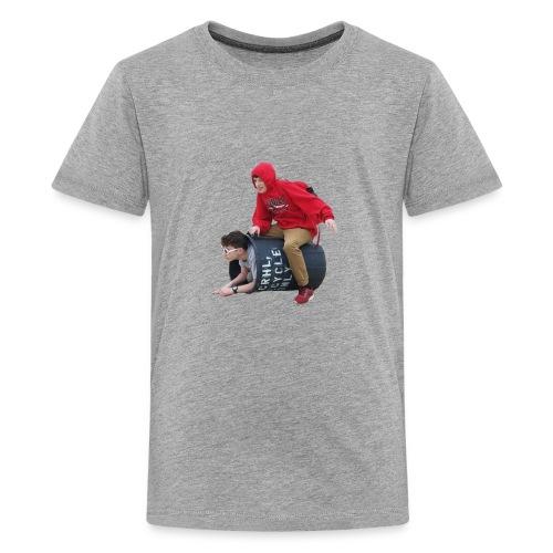 Downy Spacemen - Kids' Premium T-Shirt