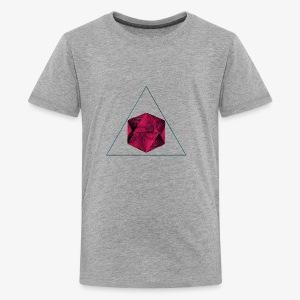 Abstract body - Kids' Premium T-Shirt