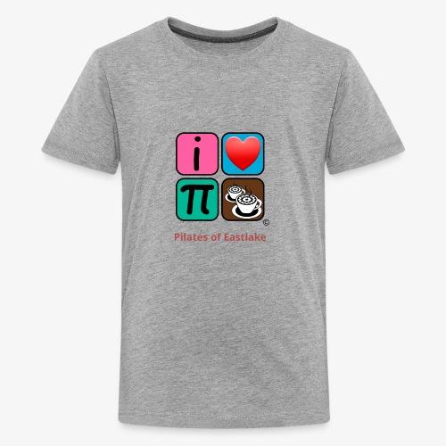 color with text - Kids' Premium T-Shirt