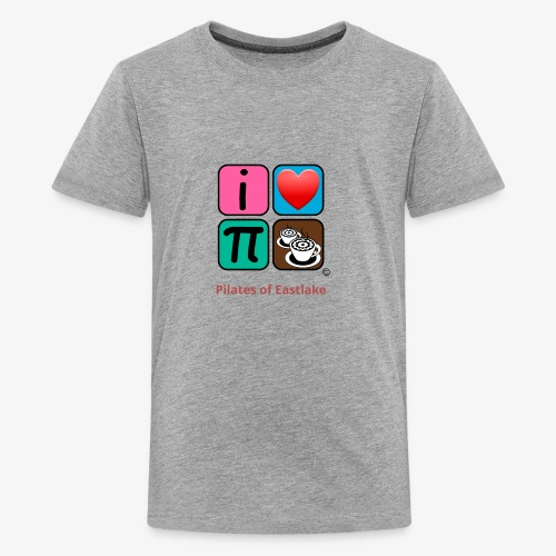 color with text - Kids' Premium T-Shirt