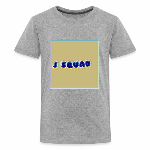 The J SQUAD RAINBOW - Kids' Premium T-Shirt