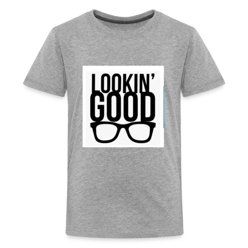 Looking good t shirt unisex design - Kids' Premium T-Shirt