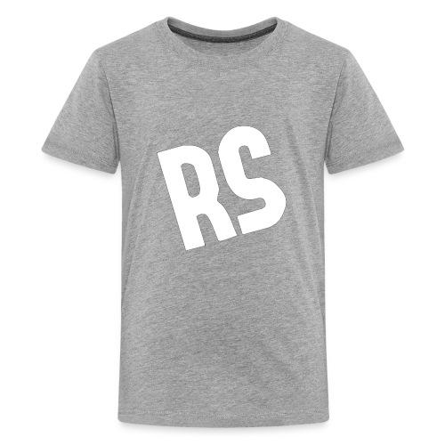 RocketStorm Logo - Kids' Premium T-Shirt