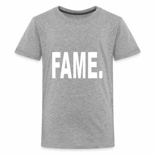 Fame weiss - Kids' Premium T-Shirt