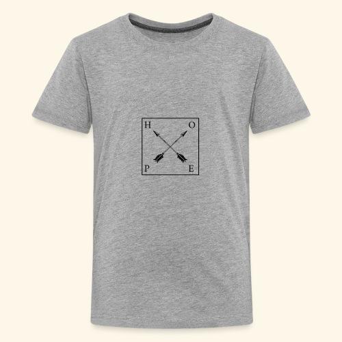 new t shir for summer (hope) - Kids' Premium T-Shirt
