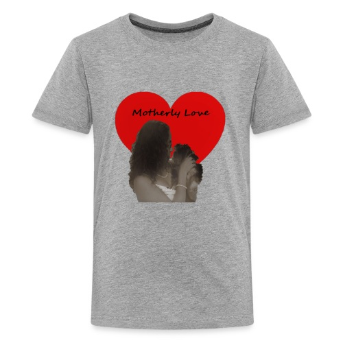 Motherly Love (Mother's Day Special) - Kids' Premium T-Shirt
