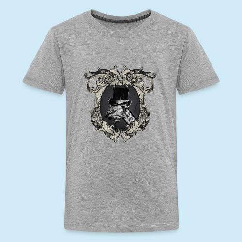 Fancy Giraffe - Kids' Premium T-Shirt