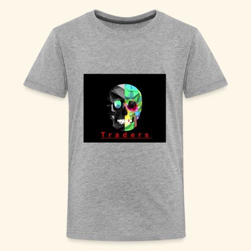Trader - Kids' Premium T-Shirt
