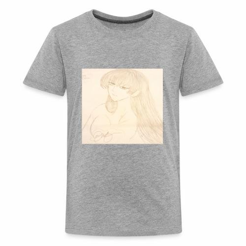 Sassy anime - Kids' Premium T-Shirt