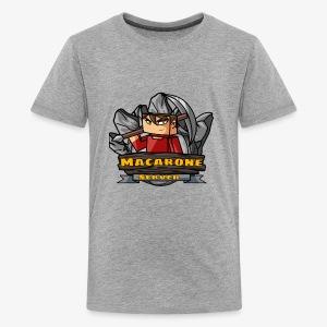 Macarone official - Kids' Premium T-Shirt