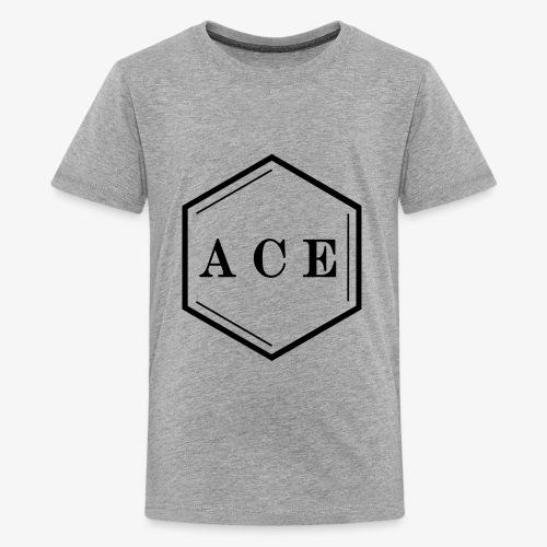 ACE Logo - Kids' Premium T-Shirt