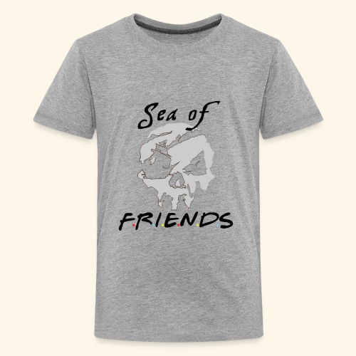 Sea of Friends - Kids' Premium T-Shirt