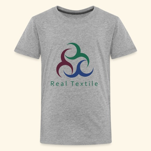 real tex 1 - Kids' Premium T-Shirt