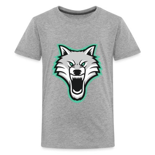 Lobo Feroz - Kids' Premium T-Shirt
