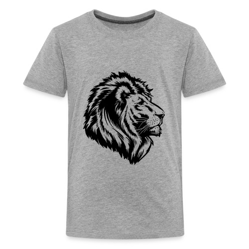 Lion's Conquer - Kids' Premium T-Shirt