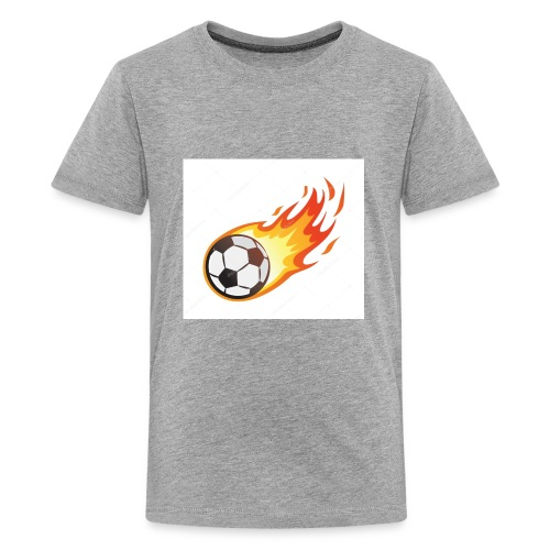 Soccer boys - Kids' Premium T-Shirt