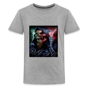 Dj fc blue - Kids' Premium T-Shirt