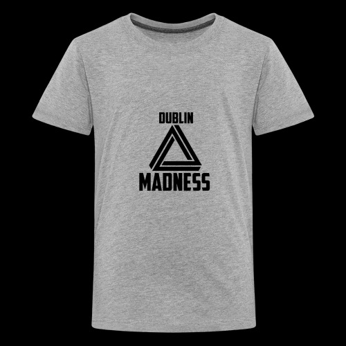 The triangle of madness - Kids' Premium T-Shirt
