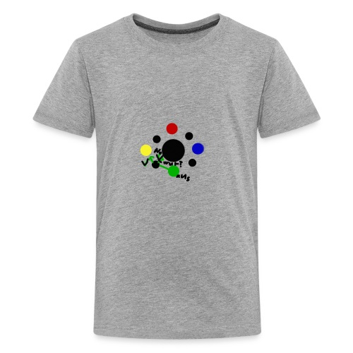 Complicated Strategy Map - Kids' Premium T-Shirt