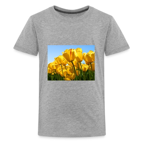Tulips - Kids' Premium T-Shirt