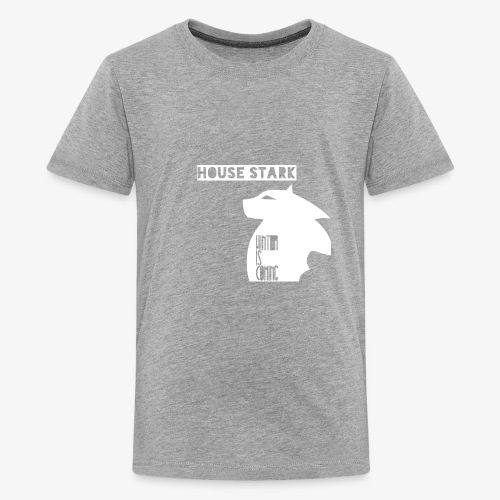 The House of the Winter - Kids' Premium T-Shirt