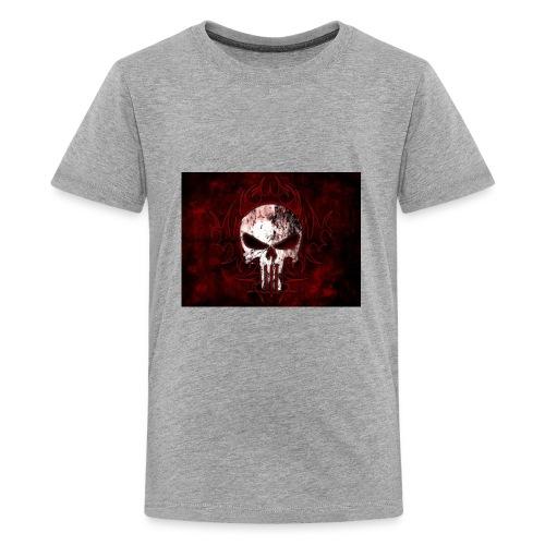 skulls 33 - Kids' Premium T-Shirt