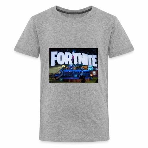 Battle Bus - Kids' Premium T-Shirt