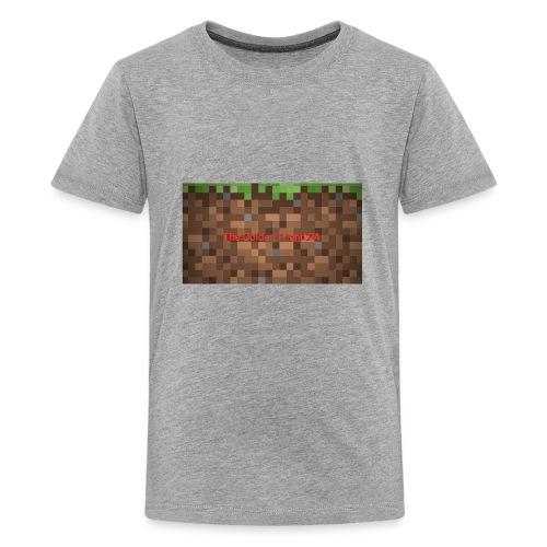Golden Logo - Kids' Premium T-Shirt