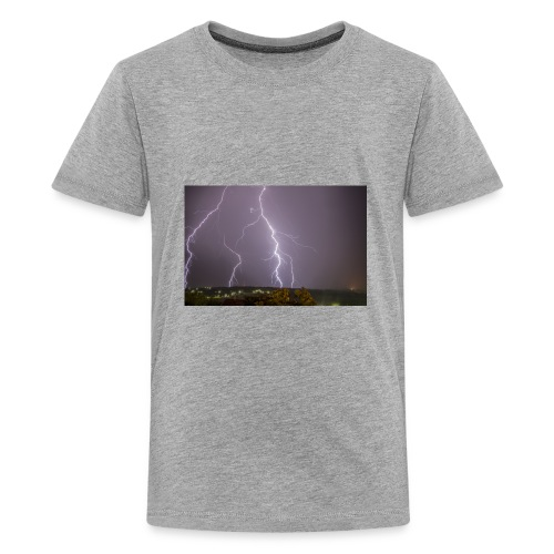 Thunder Thoughts - Kids' Premium T-Shirt