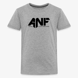 ANF1BLACK - Kids' Premium T-Shirt
