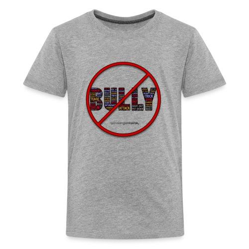 NO BULLY - Kids' Premium T-Shirt
