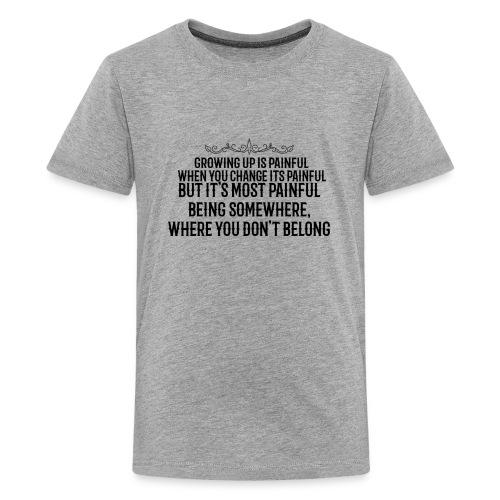 No Pain - Kids' Premium T-Shirt