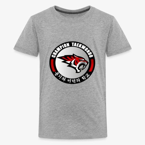 champion Taekwondo t 2018 - Kids' Premium T-Shirt