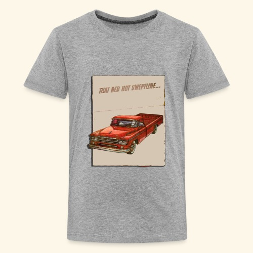 Old Trucks - Kids' Premium T-Shirt