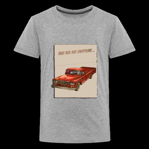 Old Trucks - Kids' Premium T-Shirt