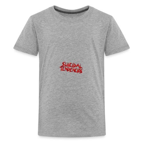 Suicidal tendencis - Kids' Premium T-Shirt