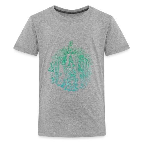 Hidden Tiger 2 - Kids' Premium T-Shirt